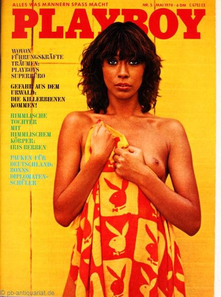 Playboy Mai 1978, Playboy 1978 Mai, Playboy 5/1978, Playboy 1978/5