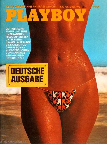 Playboy Oktober 1973, Playboy 1973 Oktober, Playboy 10/1973, Playboy 1973/10