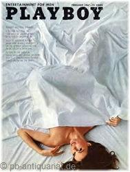 Playboy Februar 1967, Playboy 1967 Februar, Playboy 2/1967, Playboy 1967/2