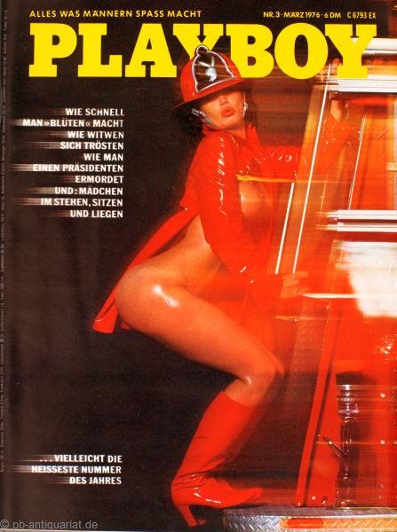 Playboy März 1976, Playboy 1976 März, Playboy 3/1976, Playboy 1976/3