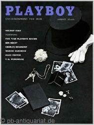 Playboy (USA) Januar 1959