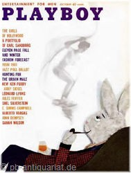 Playboy (USA) Oktober 1960