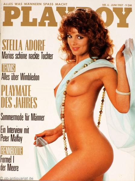 Playboy Juni 1987, Playboy 1987 Juni, Playboy 6/1987, Playboy 1987/6