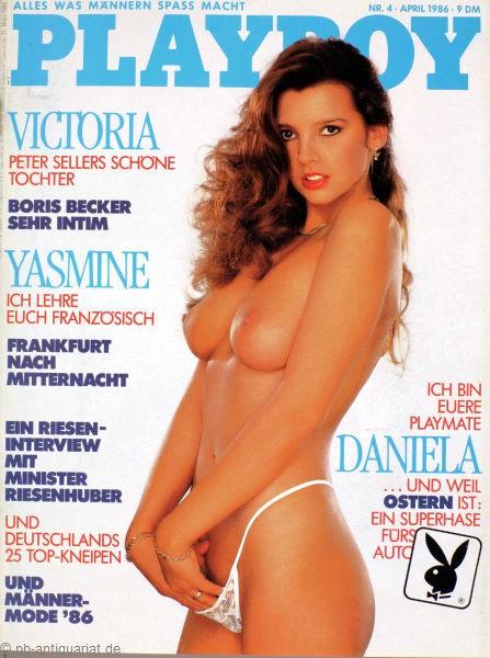 Playboy April 1986