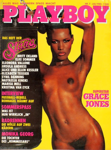 Playboy Juli 1985