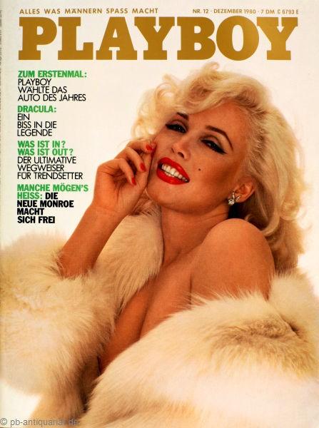 Playboy Dezember 1980