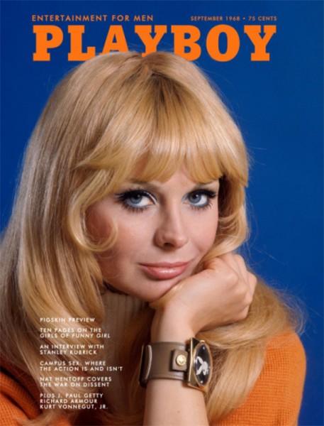 Playboy 1968 September USA Originalausgabe