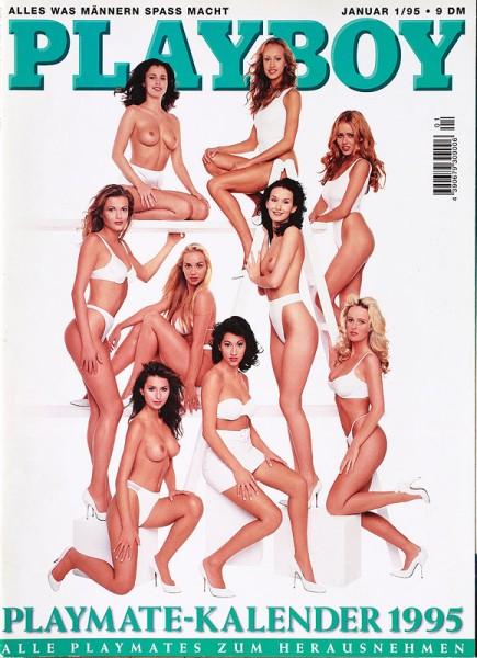 Playboy Januar 1995, Playboy 1995 Januar, Playboy 1/1995, Playboy 1995/1