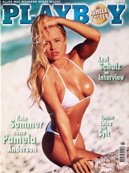 Playboy Juli 1996, Playboy 1996 Juli, Playboy 7/1996, Playboy 1996/7