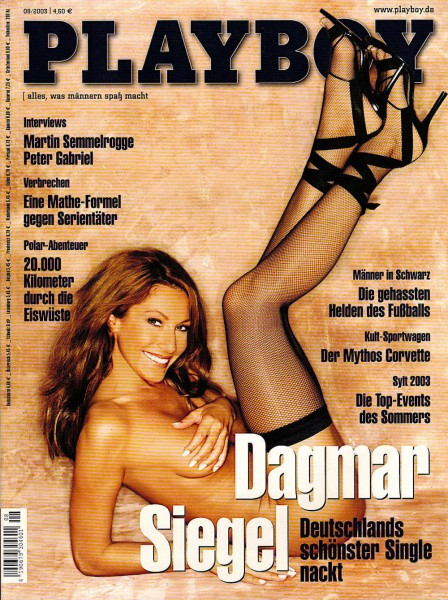 Playboy August 2003
