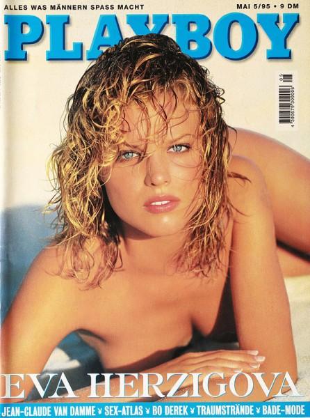 Playboy Mai 1995