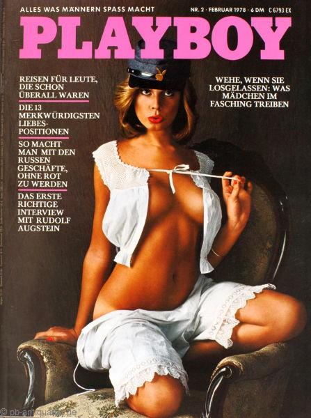 Playboy Februar 1978, Playboy 1978 Februar, Playboy 2/1978, Playboy 1978/2