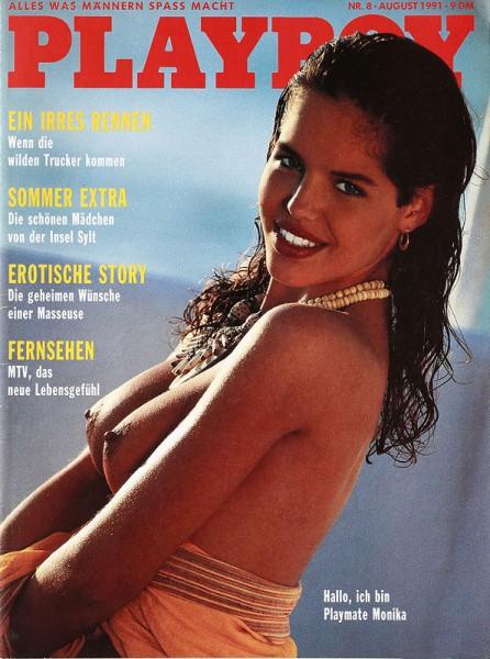 Playboy August 1991, Playboy 1991 August, Playboy 8/1991, Playboy 1991/8