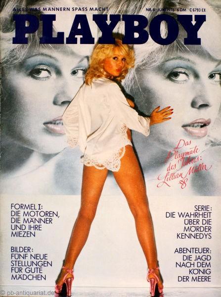 Playboy Juni 1976, Playboy 1976 Juni, Playboy 6/1976, Playboy 1976/6