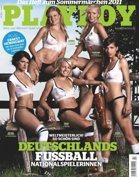 Playboy Juli 2011, Playboy 2011 Juli, Playboy 7/2011, Playboy 2011/7