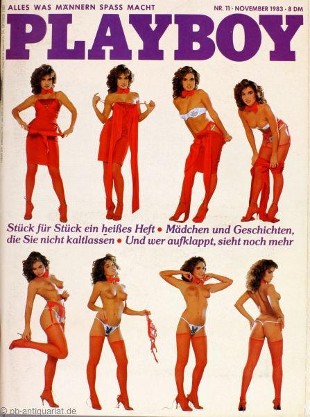 Playboy November 1983