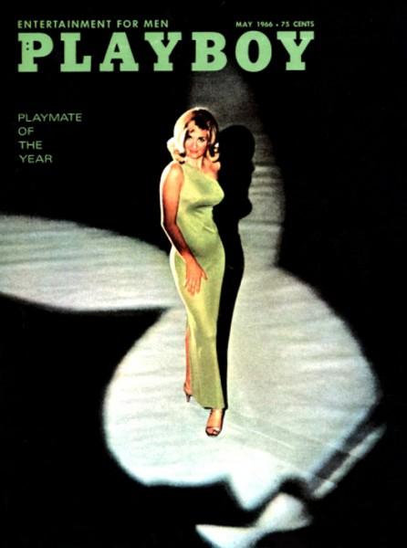 Playboy 1966 Mai USA Originalausgabe