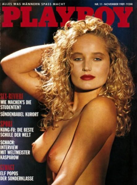 Playboy November 1989