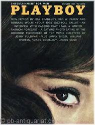 Playboy Oktober 1964 (USA)
