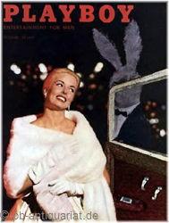 Playboy 1957 Oktober Ausgabe
