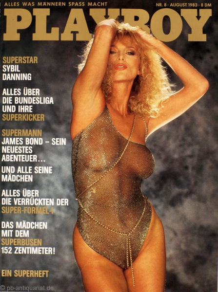Playboy August 1983, Playboy 1983 August, Playboy 8/1983, Playboy 1983/8