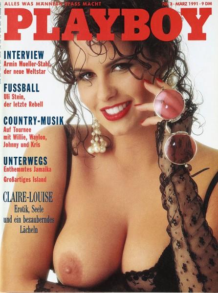 Playboy März 1991, Playboy 1991 März, Playboy 3/1991, Playboy 1991/3