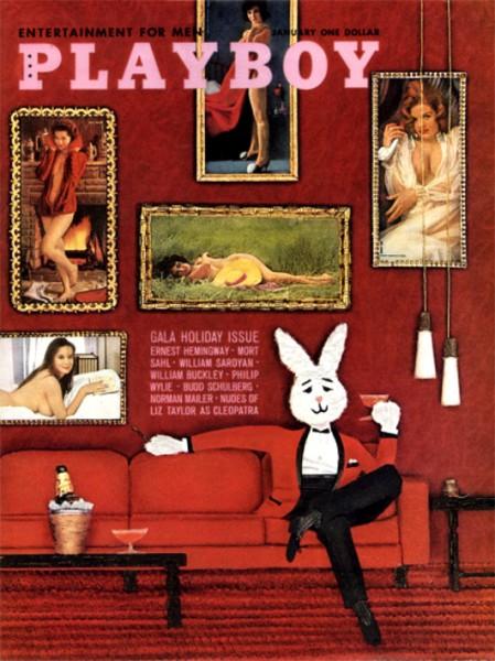 Playboy 1963 Januar USA Originalausgabe