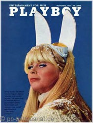 Playboy November 1966 (USA)