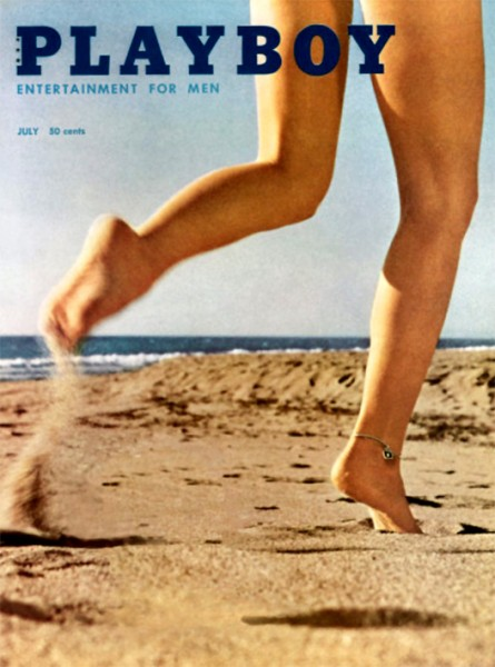 Playboy 1960 Juli USA Originalausgabe
