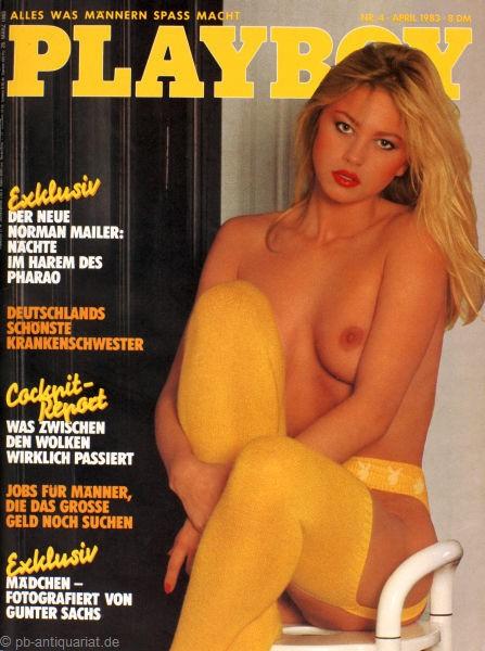 Playboy April 1983