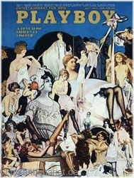 Playboy 1972 Juli (USA)