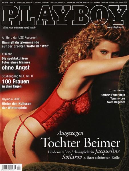 Playboy Februar 2006