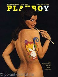 Playboy März 1968 (USA)