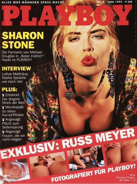 Playboy Juni 1992, Playboy 1992 Juni, Playboy 6/1992, Playboy 1992/6