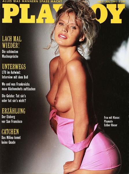 Playboy Juli 1991, Playboy 1991 Juli, Playboy 7/1991, Playboy 1991/7