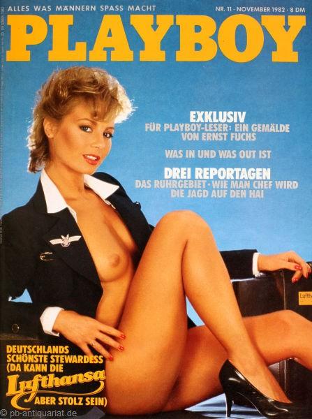 Playboy November 1982