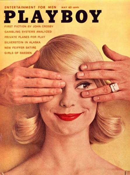 Playboy 1961 Mai USA Originalausgabe