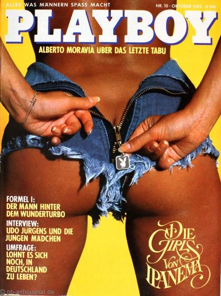 Playboy Oktober 1982