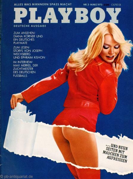 Playboy März 1975