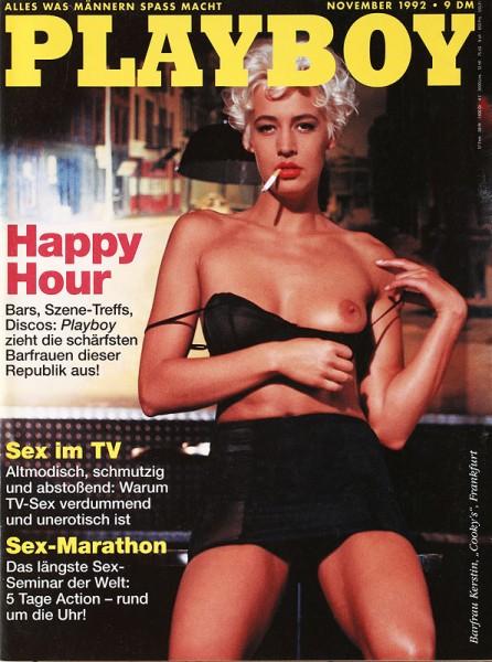 Playboy November 1992