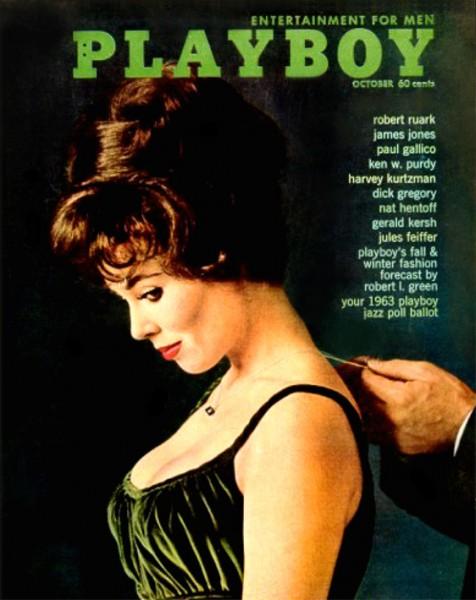 Playboy 1962 Oktober USA Originalausgabe