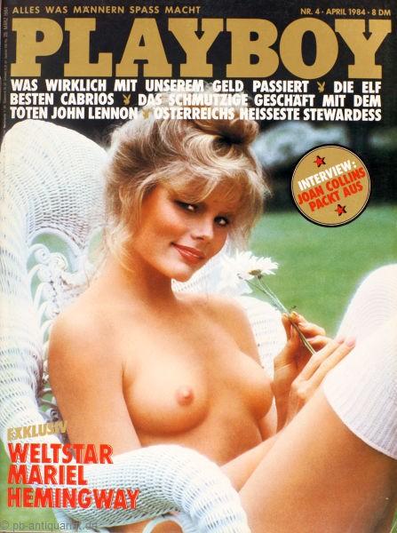 Playboy April 1984