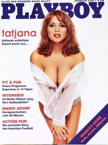 Playboy Februar 1994