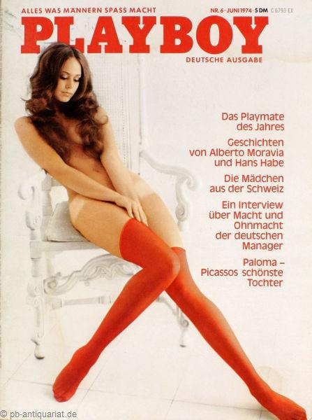 Playboy Juni 1974, Playboy 1974 Juni, Playboy 6/1974, Playboy 1974/6