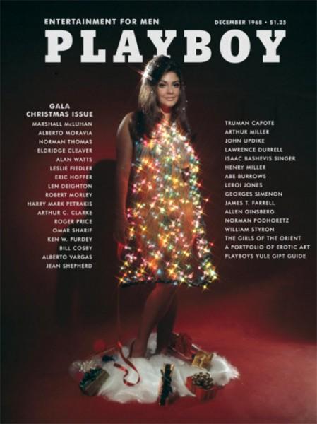 Playboy 1968 Dezember USA Originalausgabe