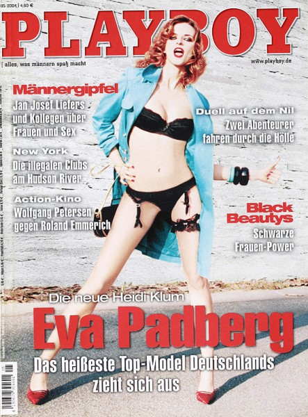 Playboy Mai 2004
