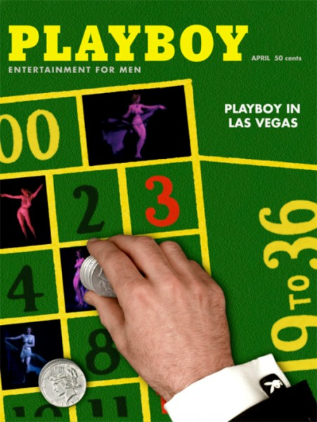 Playboy 1958 April USA Originalausgabe