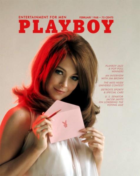 Playboy 1968 Februar USA Originalausgabe