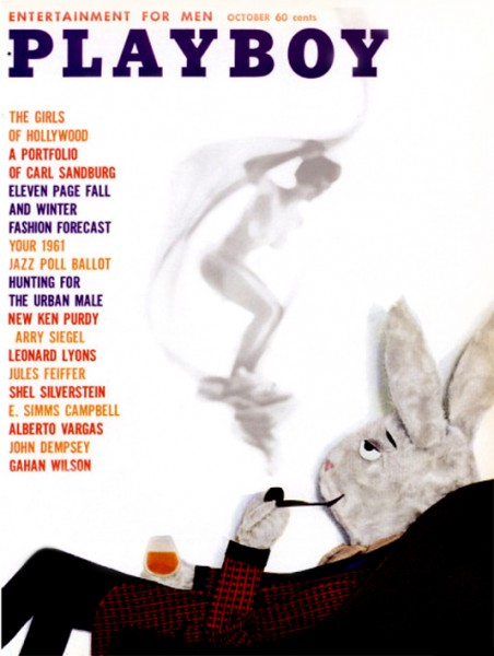 Playboy Oktober 1960, Playboy 1960 Oktober, Playboy 10/1960, Playboy 1960/10