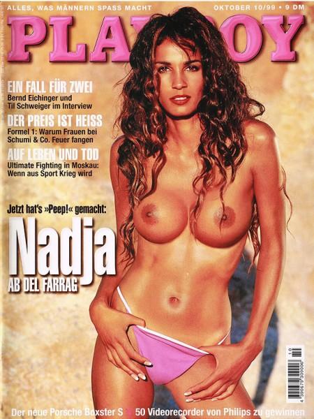 Playboy Oktober 1999
